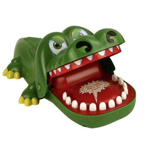 Spel Bijtende Krokodil