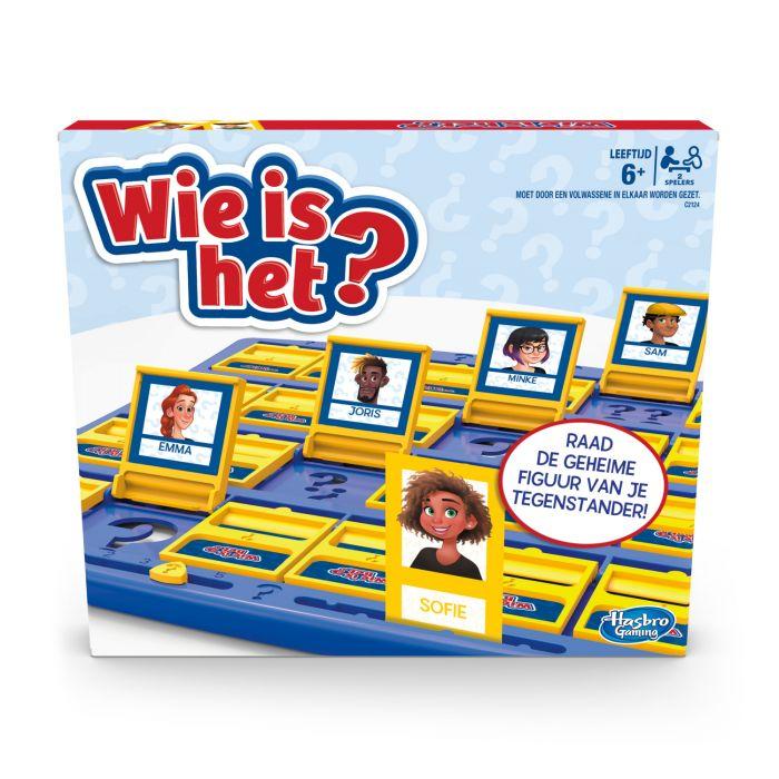 Spel Wie Is Het? - Top1Toys