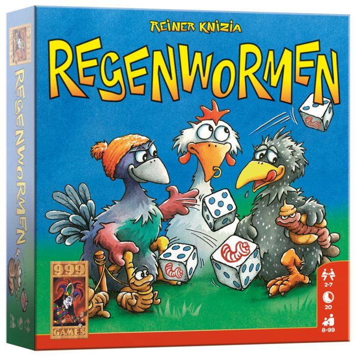 Spel Regenwormen