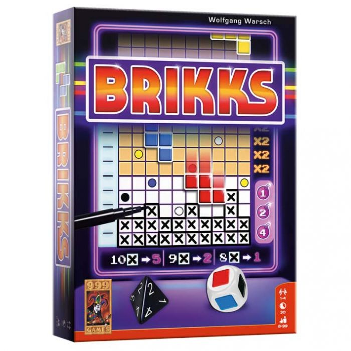 Spel Brikks