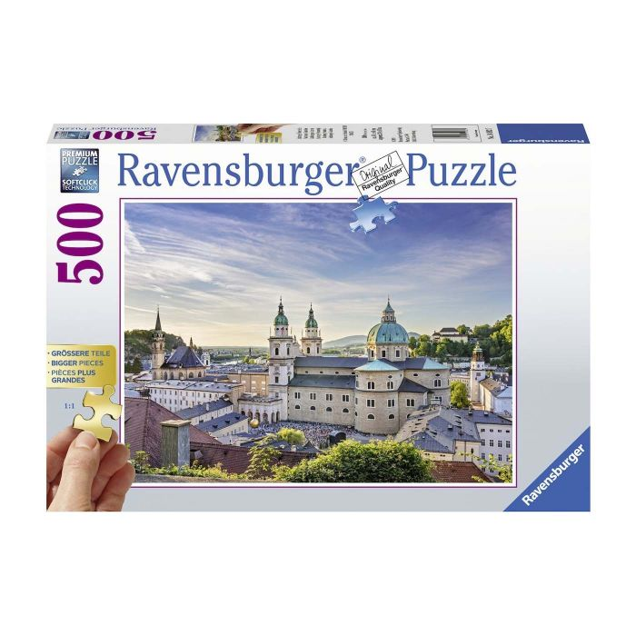 Puzzel Salzburg 500 Stukjes Extra Groot