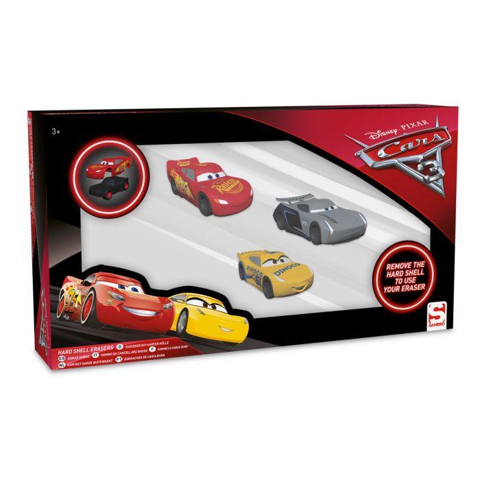 Gum Disney Cars 3 3D