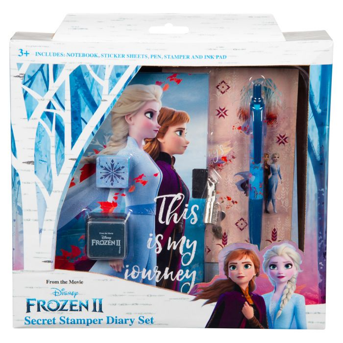 Frozen 2 Dagboek Geheim - Top1Toys