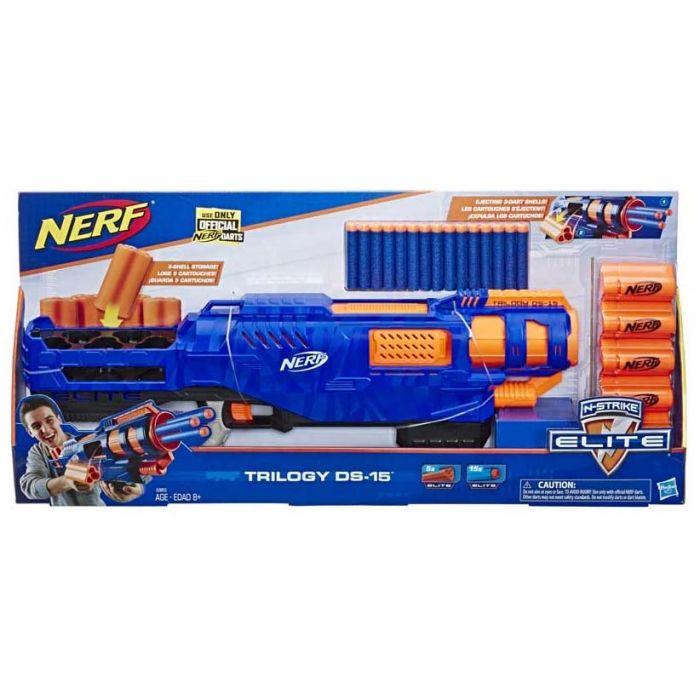 NERF Nstrike Elite Trilogy DS-15