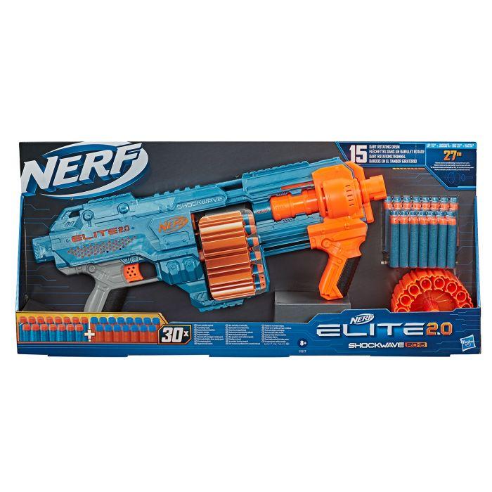 Nerf Elite 2.0 Shockwave RD 15 - Top1Toys