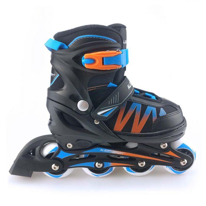 Inline Skates Alert Oranje Maat 35-38