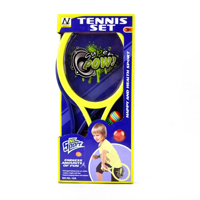 Tennis Set Super Pow