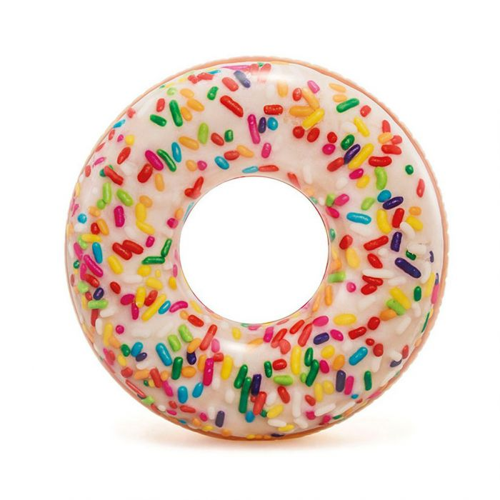 Zwemring Donut Sprinkle 114 Cm