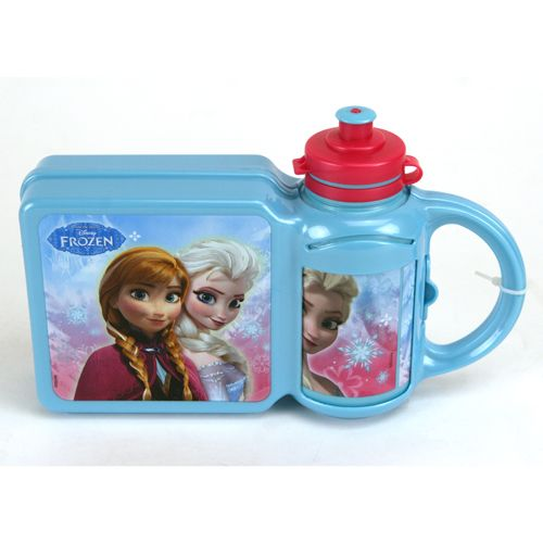 Lunchbox+Drinkfles Frozen