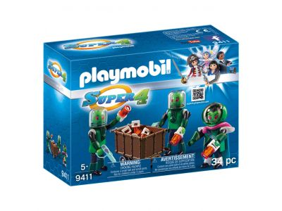 Playmobil 9411 Sykronian Buitenaardse Wezens