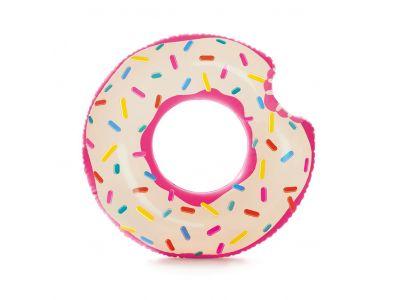 Zwemring Donut Roze 107 Cm