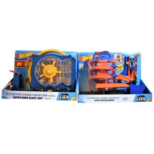 Hot Wheels City Medium Speelset Assorti