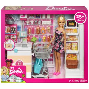 Barbie Supermarkt