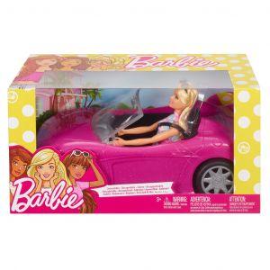 Barbie Pop En Cabriolet