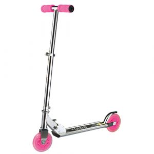 Step Scooter Aluminium Roze