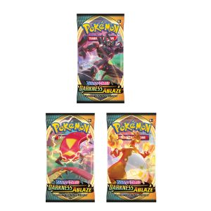 Pokemon TCG Sword En Shield Darkness Ablaze Booste