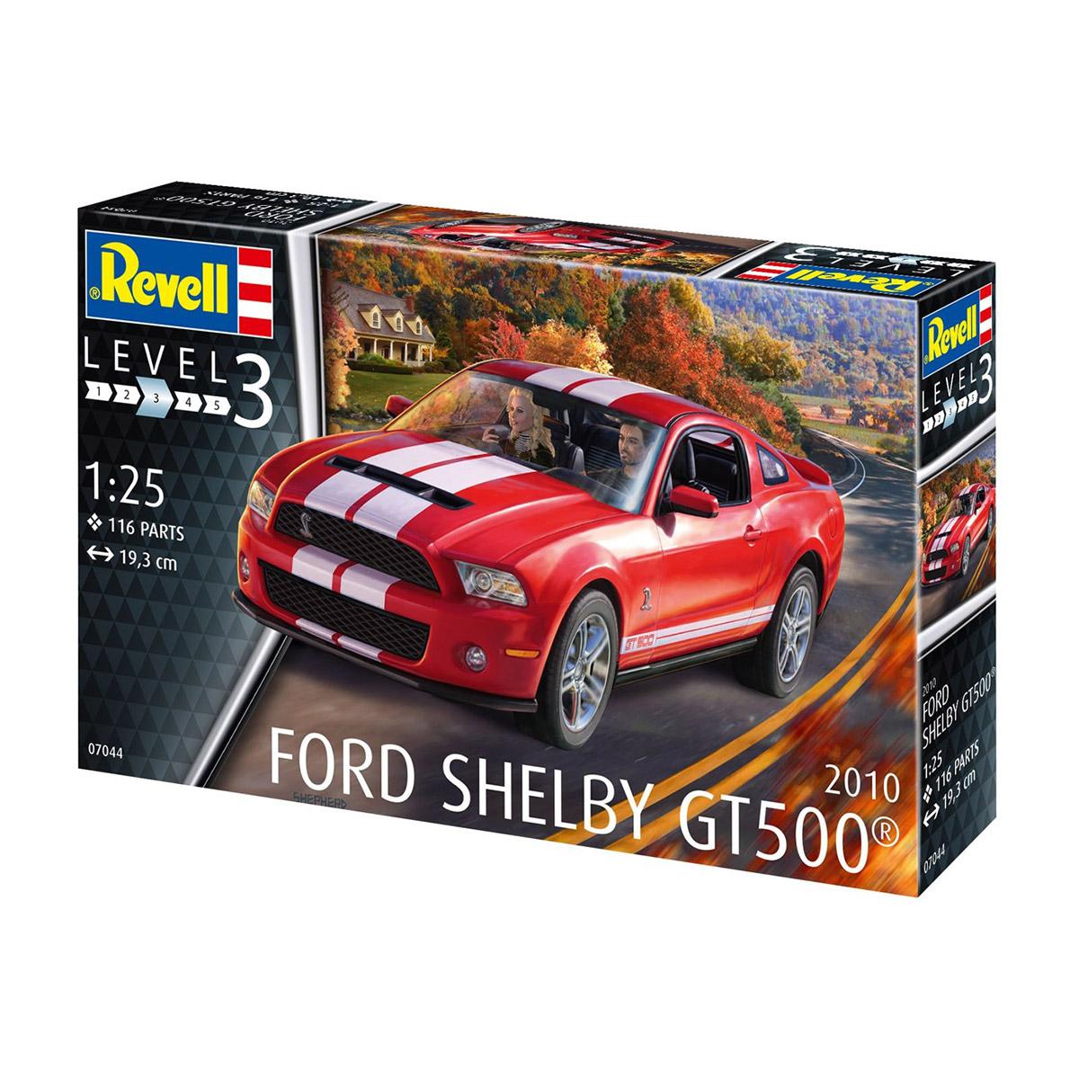 Afbeelding van Bouwdoos Ford Shelby GT500