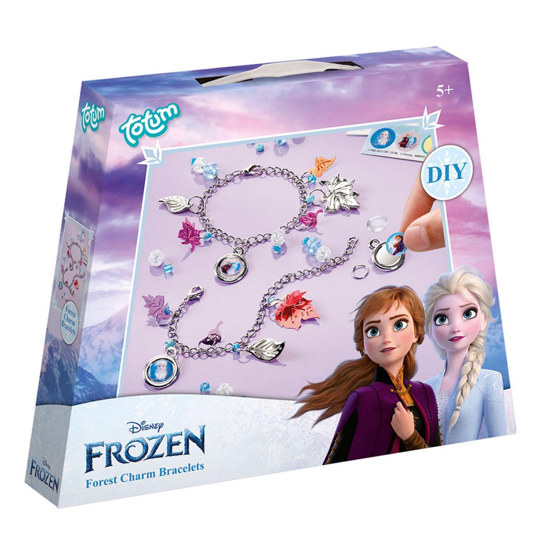 Afbeelding van Frozen 2 Armband Forest Charm Totum