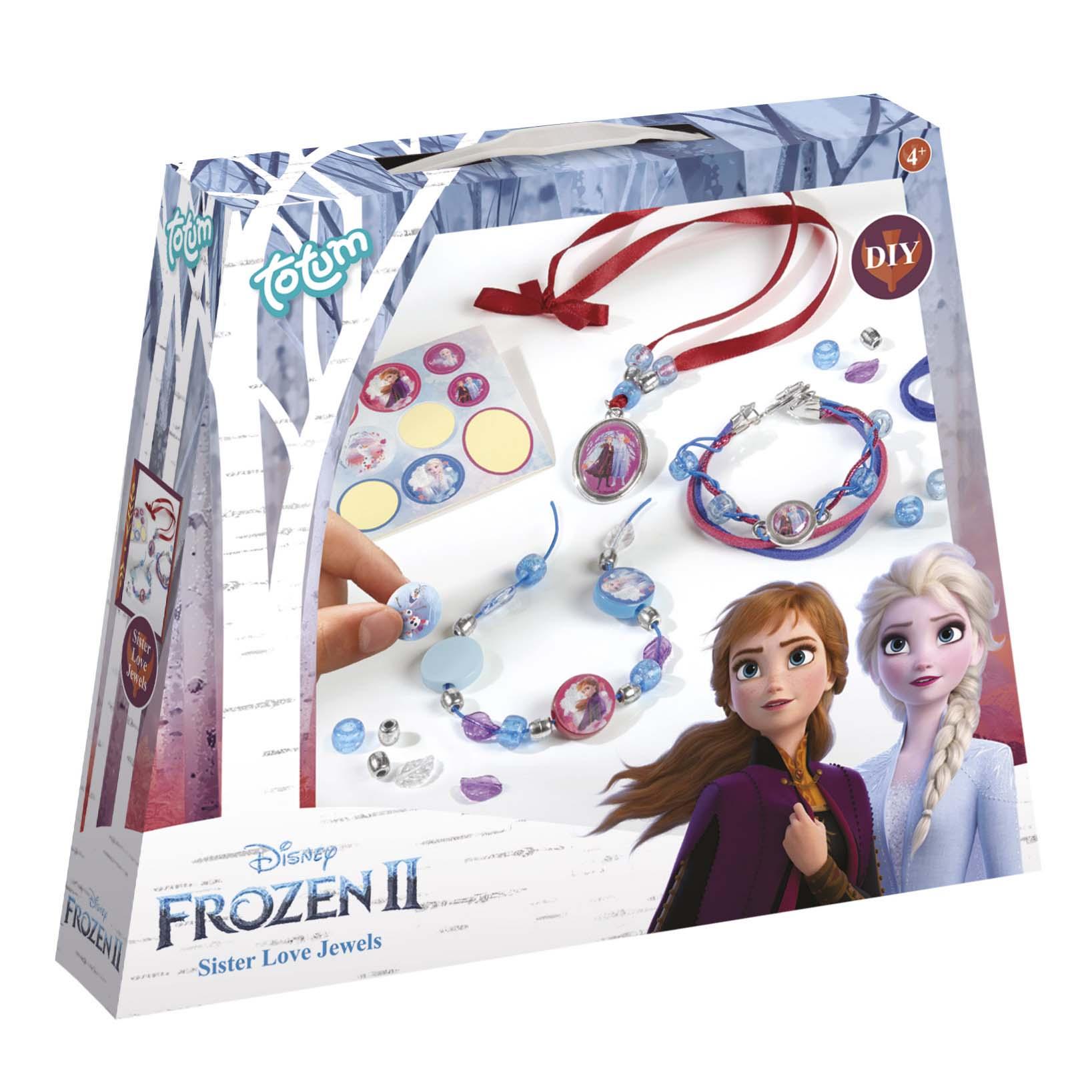 Afbeelding van Frozen 2 Armband Sister Love Totum