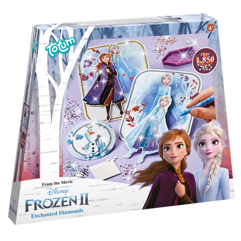Afbeelding van Frozen 2 Diamond Painting Totum
