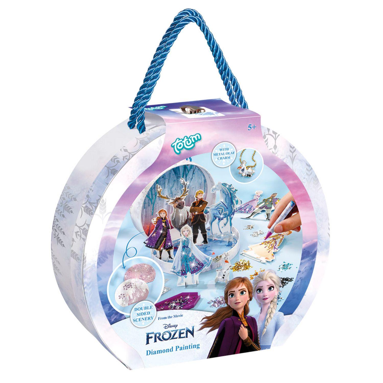 Afbeelding van Frozen 2 Diamond Painting Set Totum