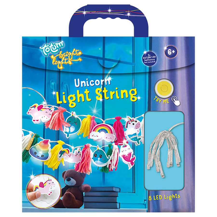 Afbeelding van Bright Lights Slinger Unicorn Totum