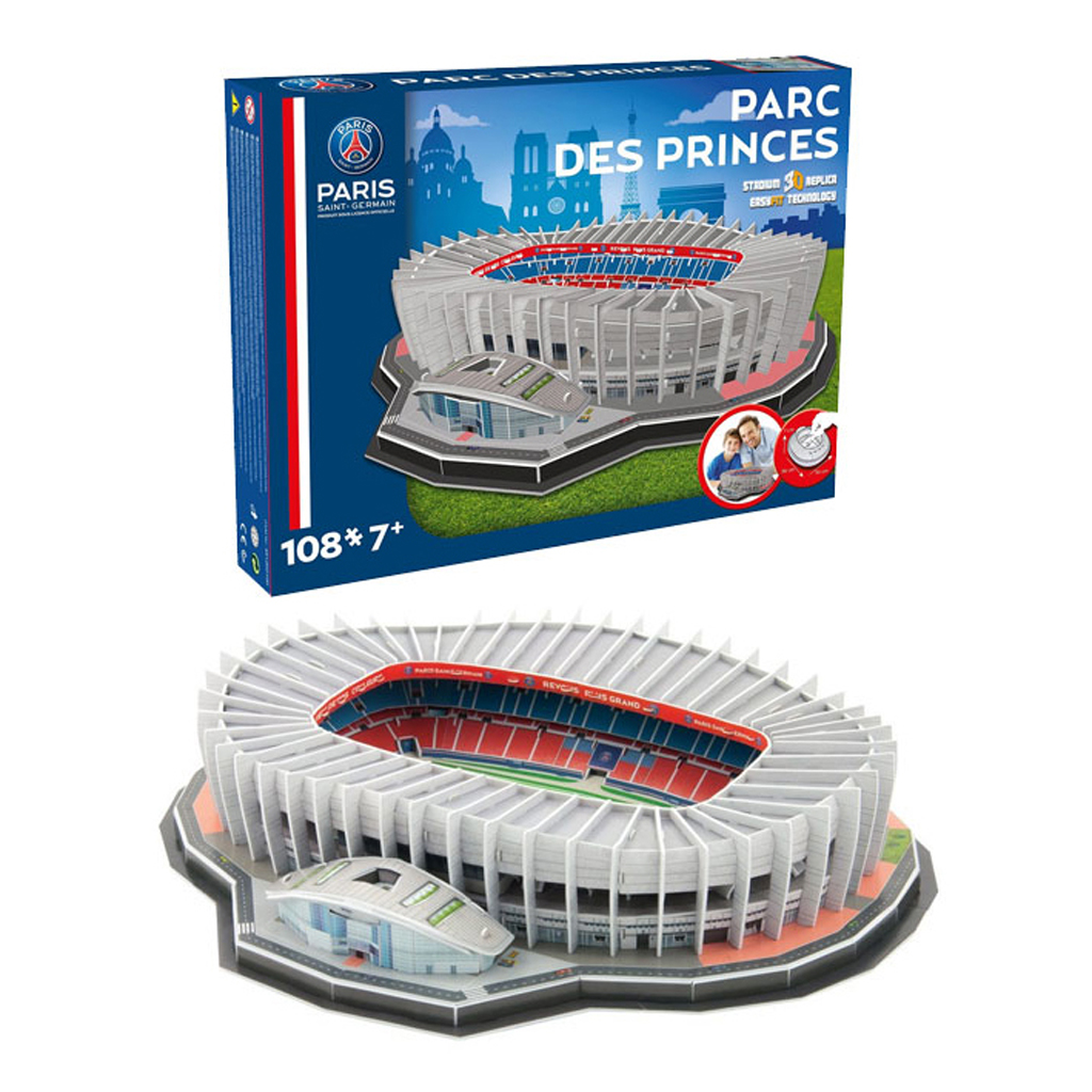 Afbeelding van Puzzel Stadion Parc des Princes