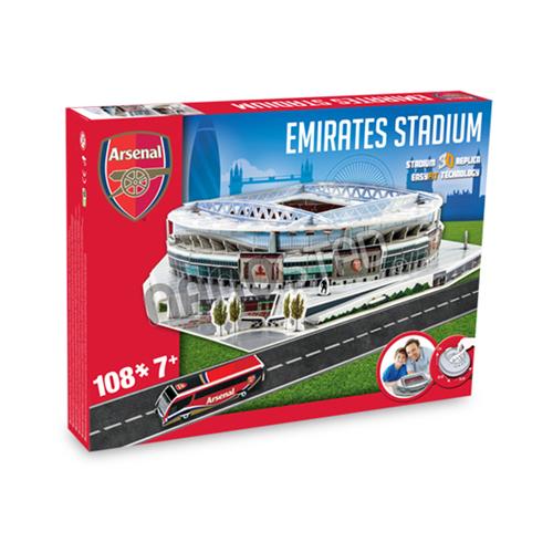 Afbeelding van 3D Puzzel Emirates Stadion (Arsenal)