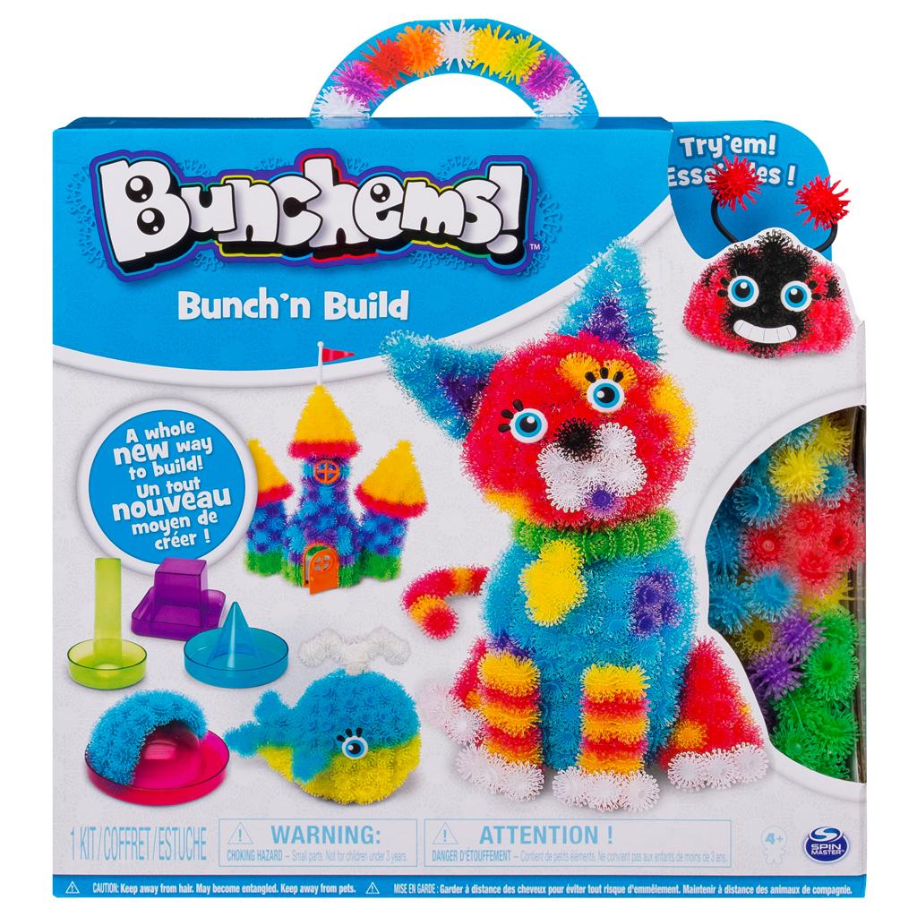 Afbeelding van Bunchems Bunch 'N Build