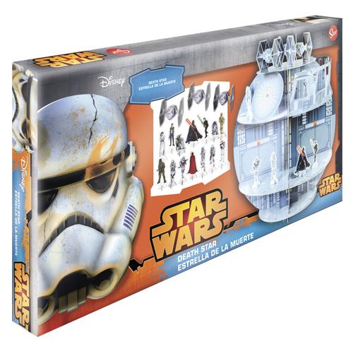 Afbeelding van Bouwpakket Star Wars Death Star Bouwen