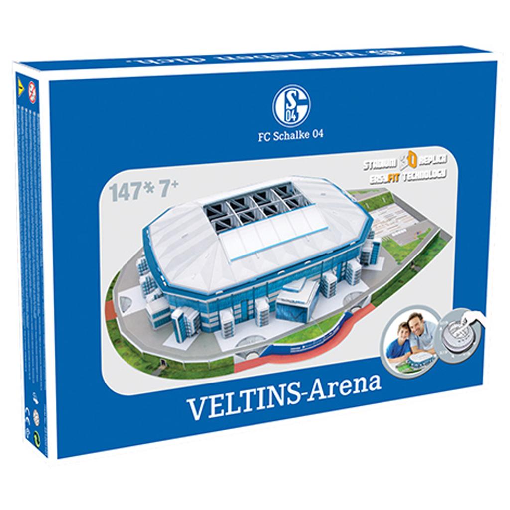 Afbeelding van Puzzel Stadion Schalke 04 147 Delig