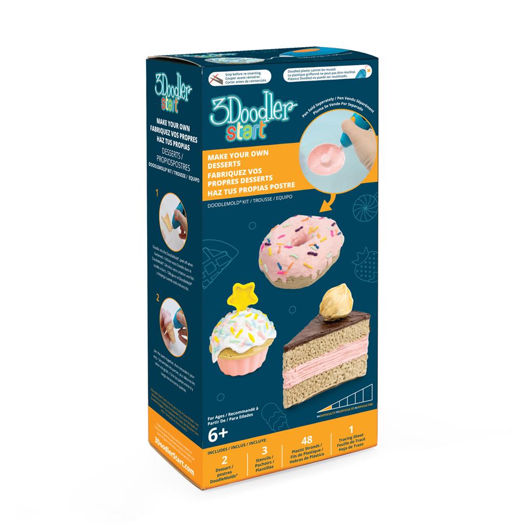 Afbeelding van 3Doodler Make your Own Dessert