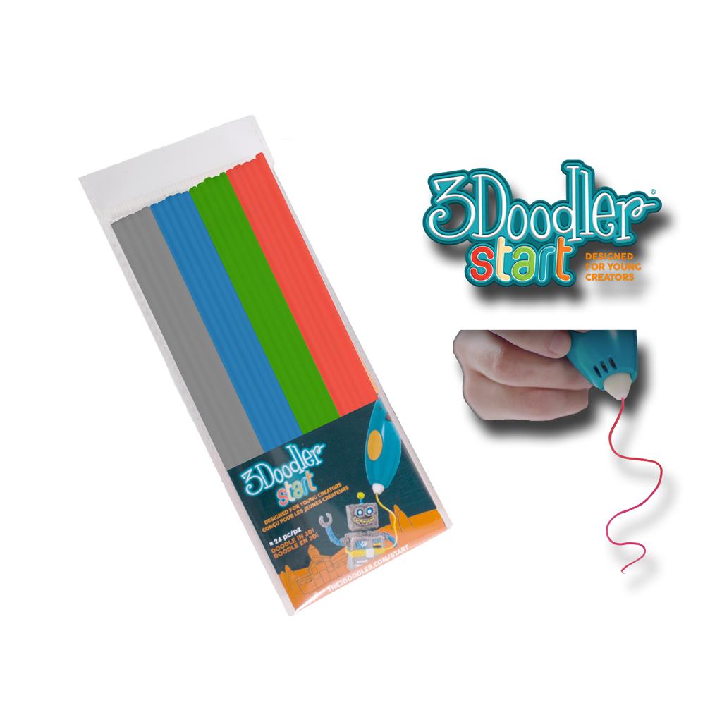 Afbeelding van 3Doodler 2.0 Kids Refill 2