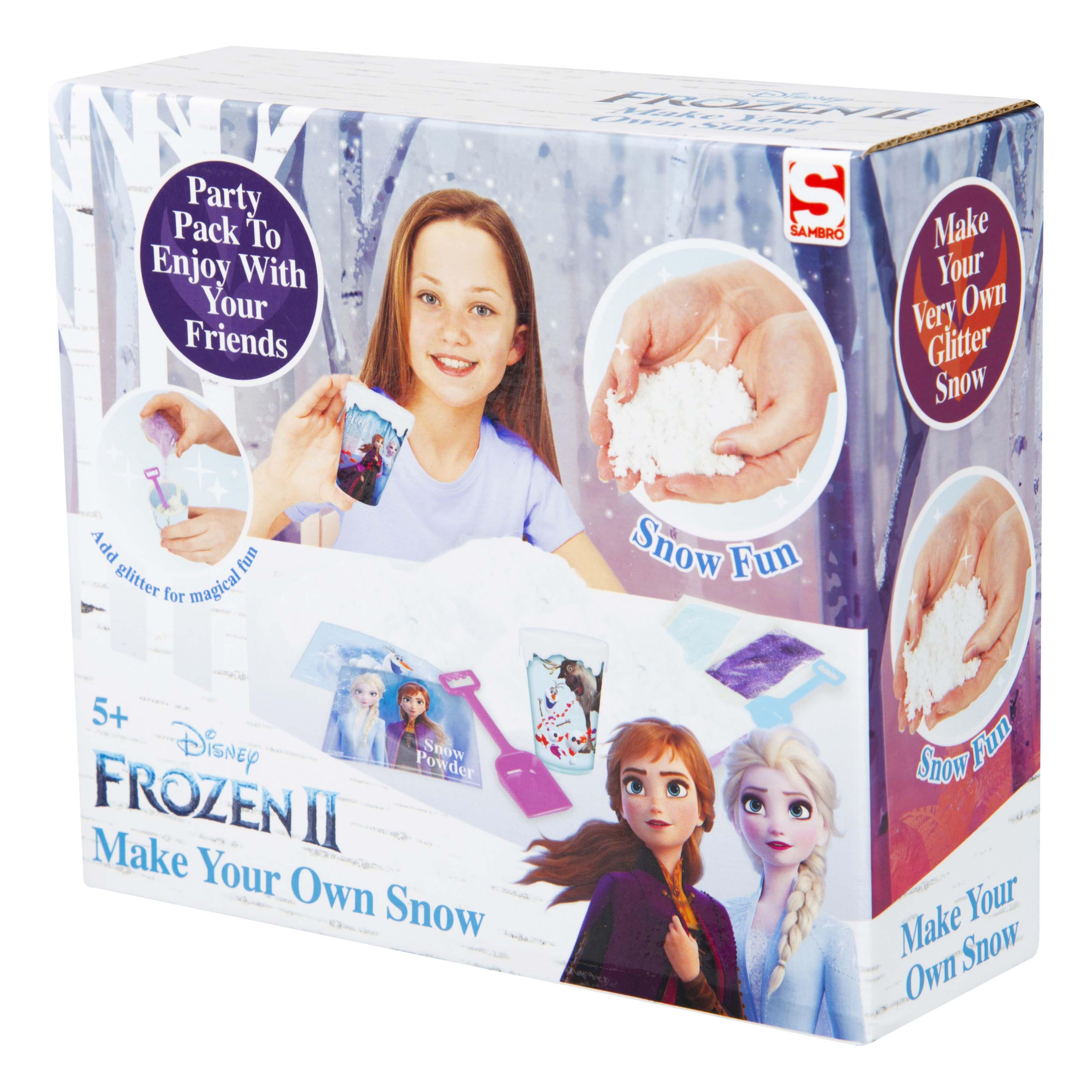 Afbeelding van Disney Frozen 2 Sneeuw Maken 2 Stuks