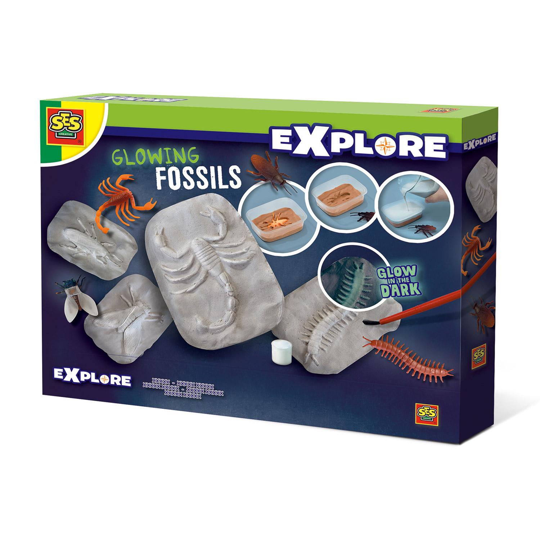 Afbeelding van SES Explore Lichtgevende Fossielen
