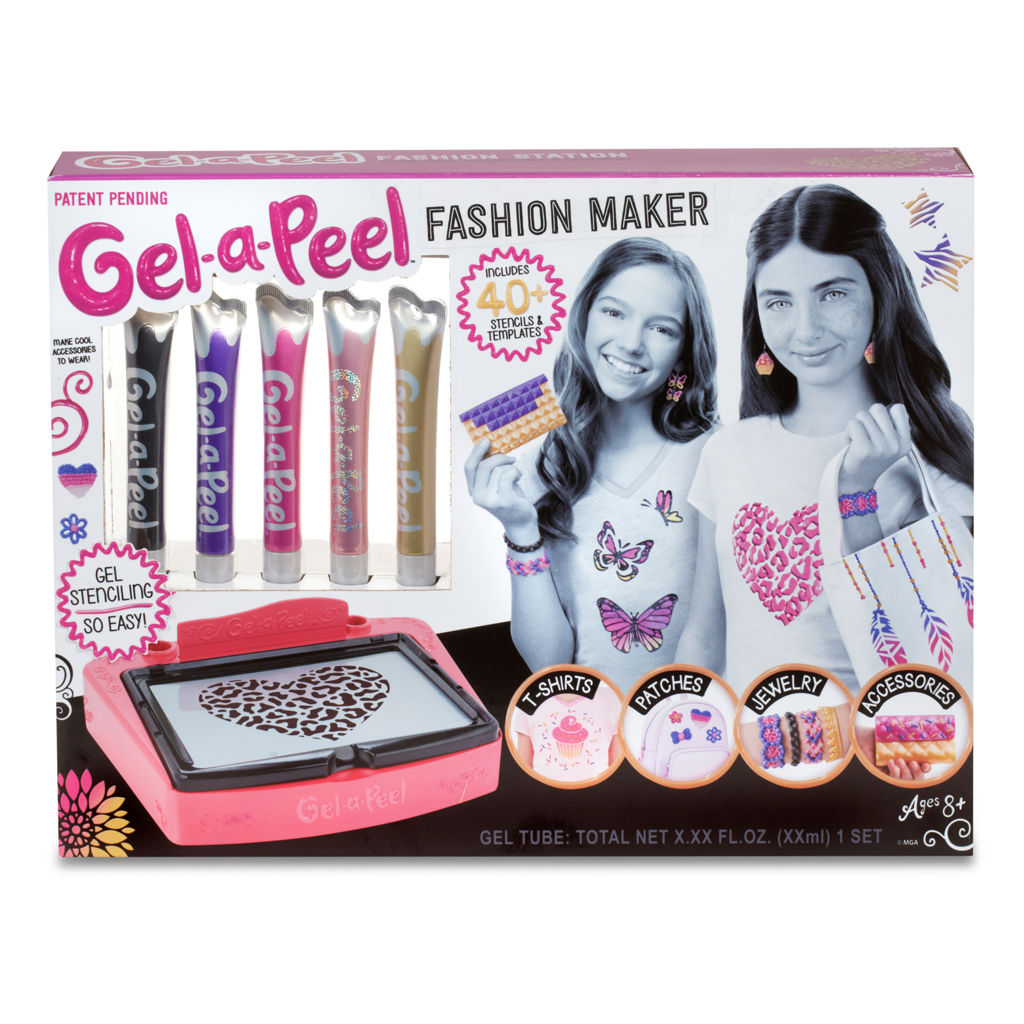 Afbeelding van Gel-A-Peel Fashion Maker