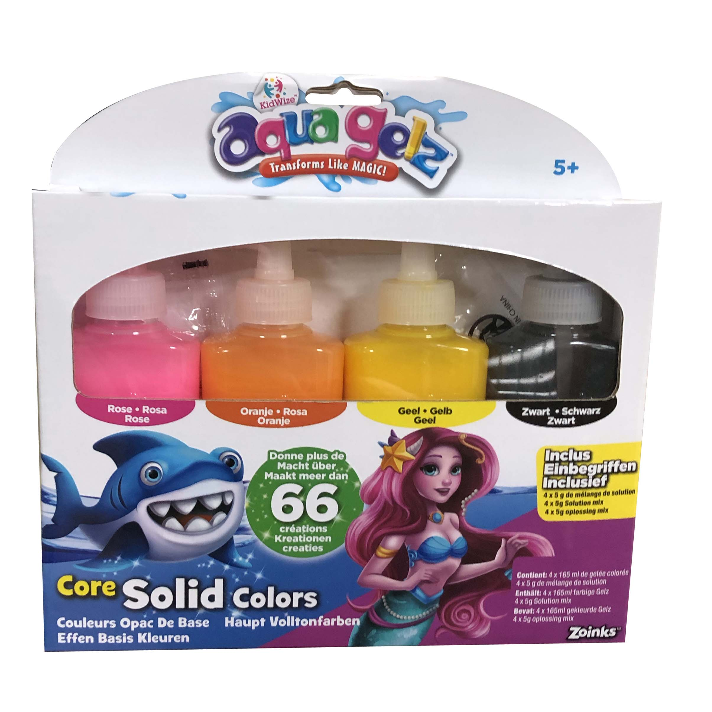 Afbeelding van Aqua Gelz Solid Color Refill