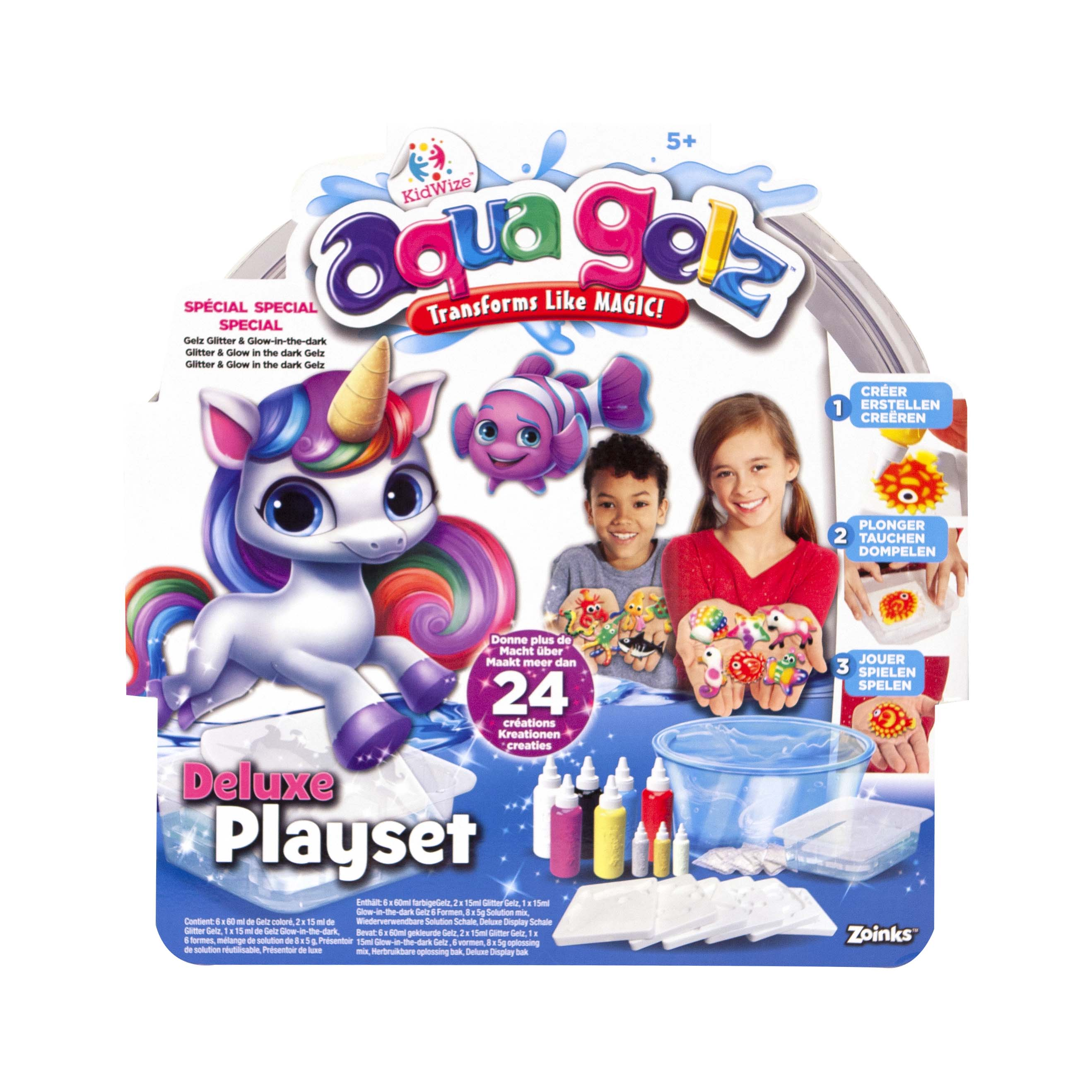 Afbeelding van Aqua Gelz Deluxe Play Set 2 Assorti