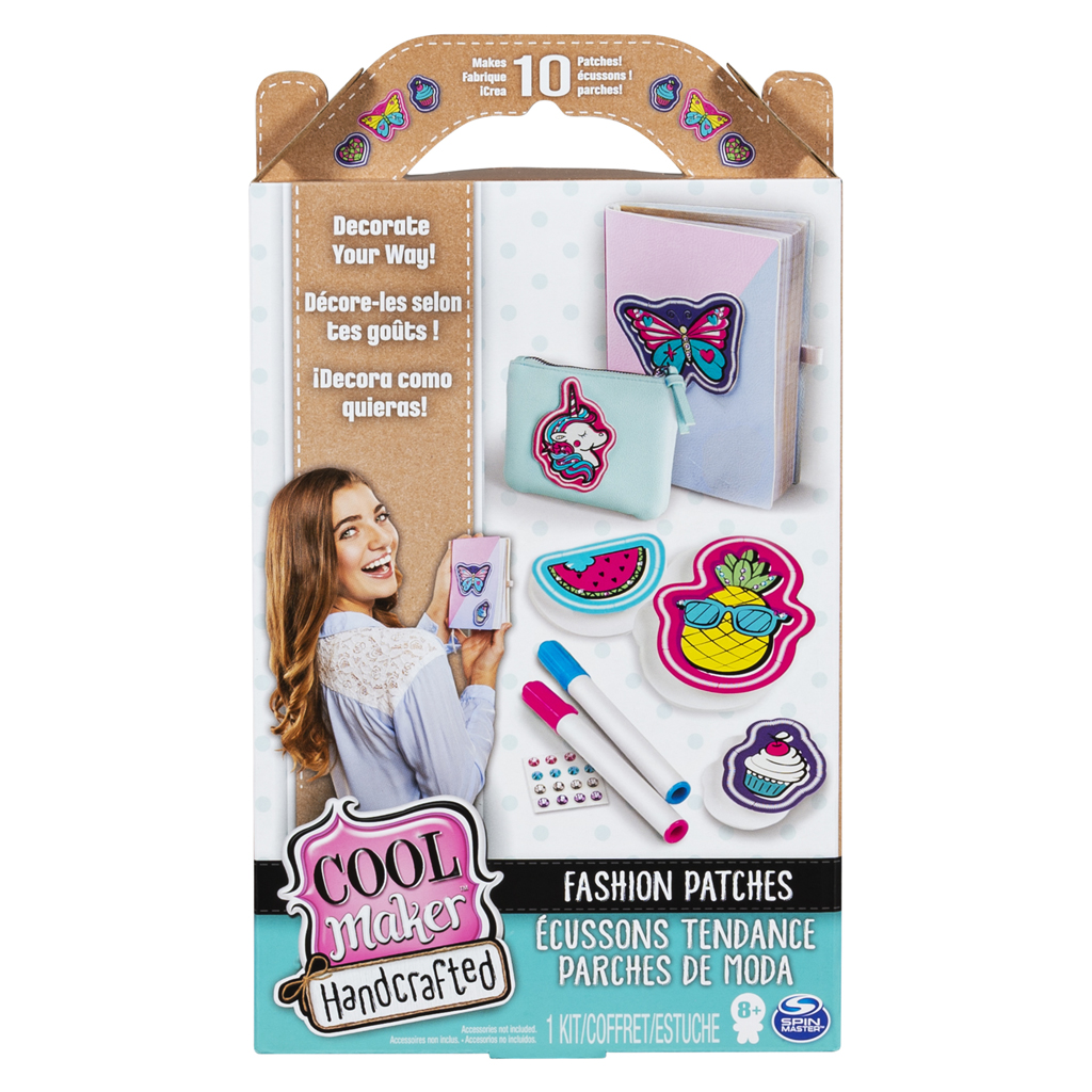 Afbeelding van Cool Maker Handcrafted Fashion Patches