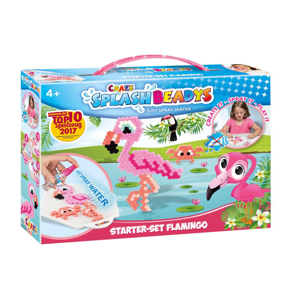 Afbeelding van Beadys Splash Flamingo