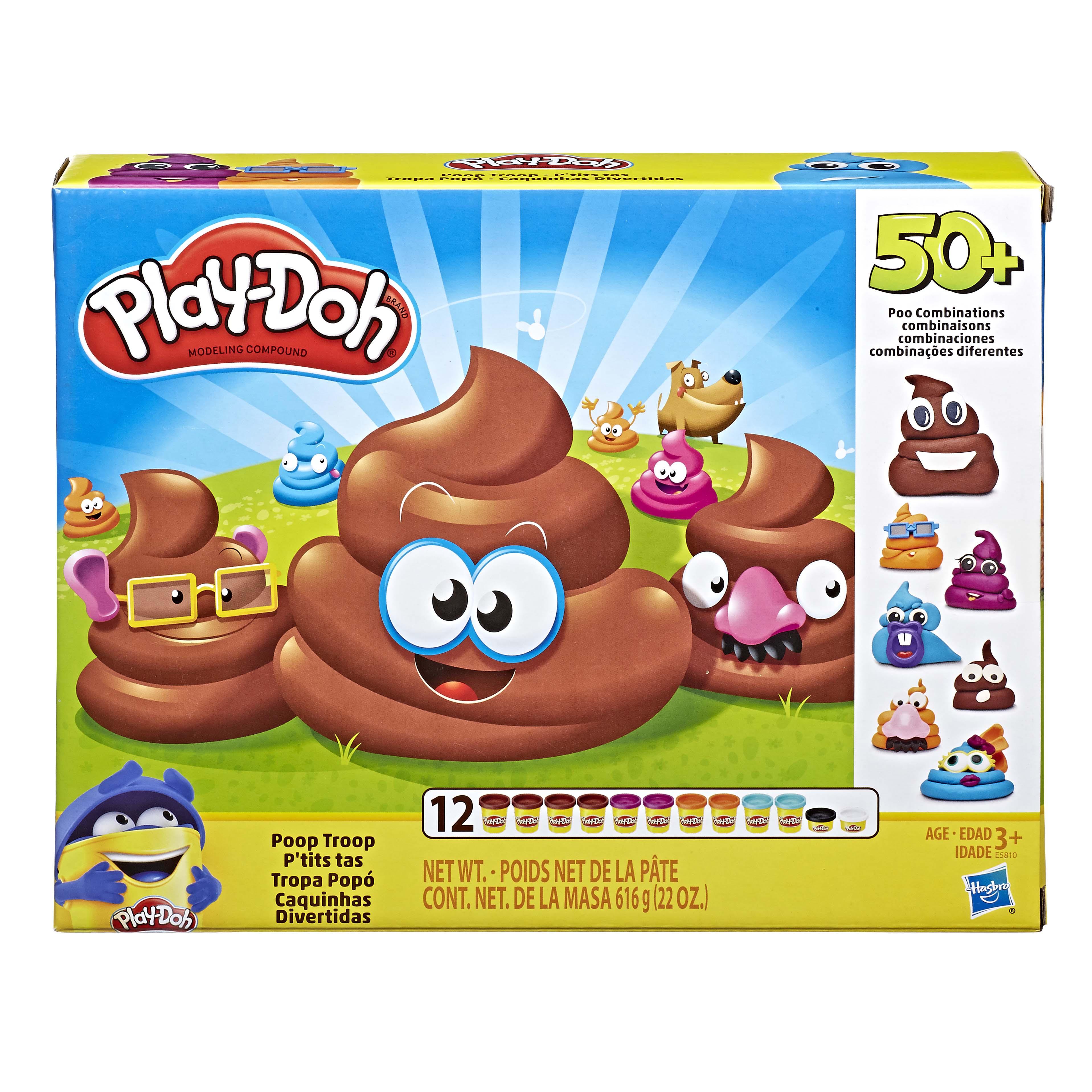 Afbeelding van Play-Doh Dwaze Drollen