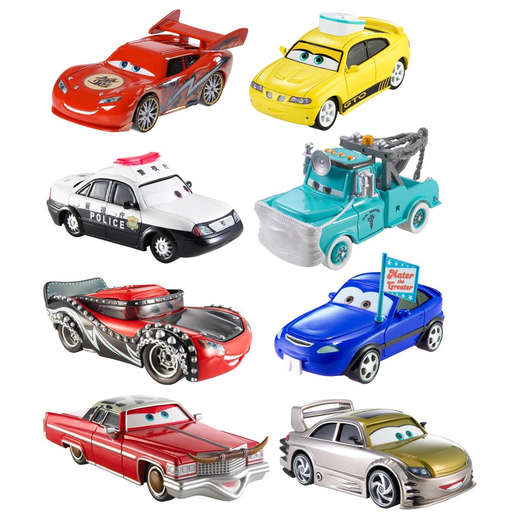 Afbeelding van Auto Diecast Cars Toons 1:64 Assortiment