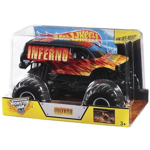 Afbeelding van Auto Hot Wheels Monster Jam Diecast 1:24 Assorti