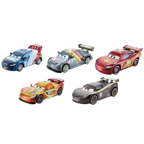 Afbeelding van Auto Disney Cars Neon Racers Diecast Assorti