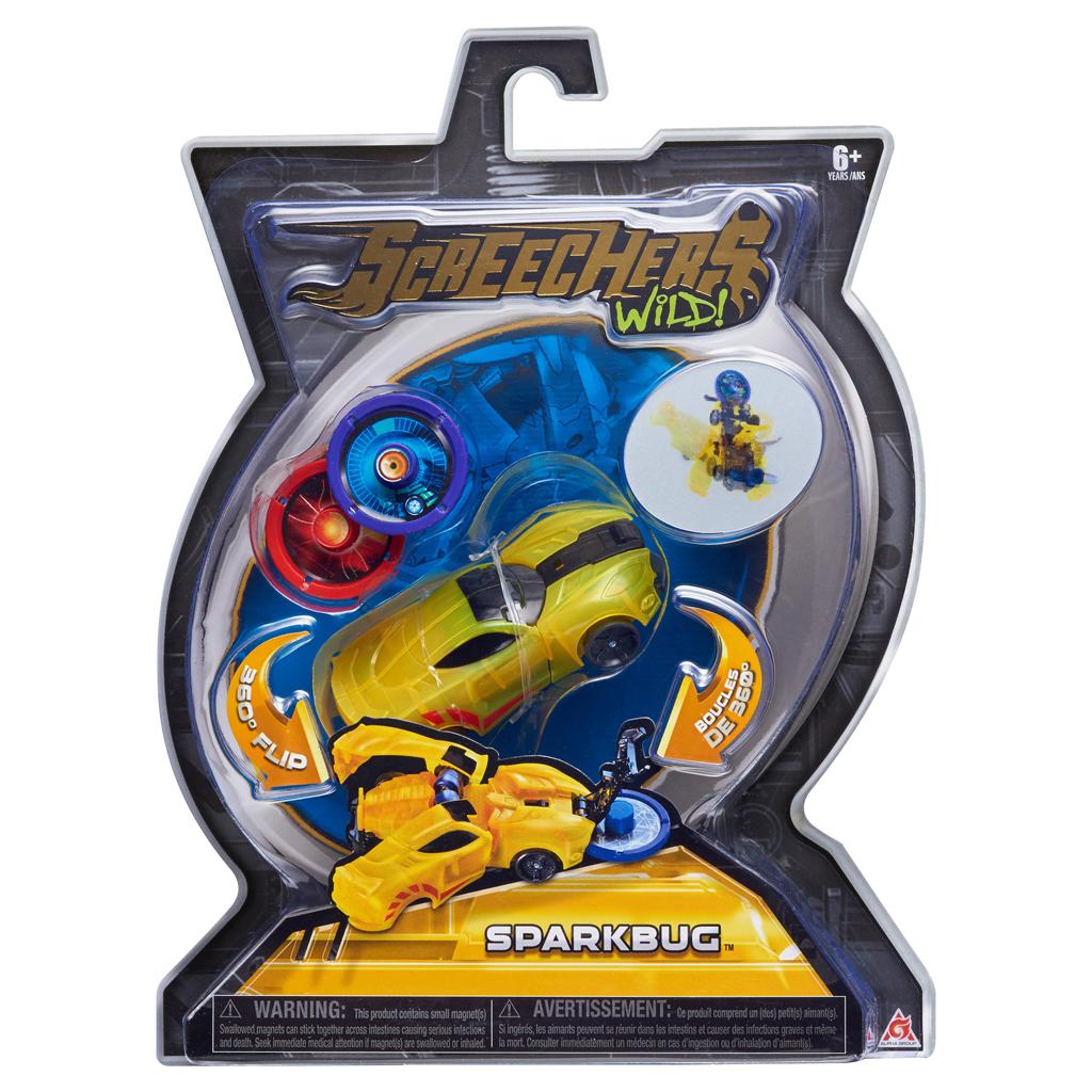 Afbeelding van Screechers Wild Level 1 Voertuig Sparkbug