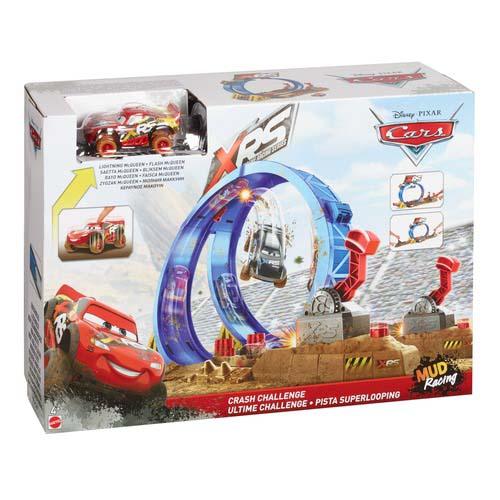 Afbeelding van Cars XRS Smash 'N Crash Challenge
