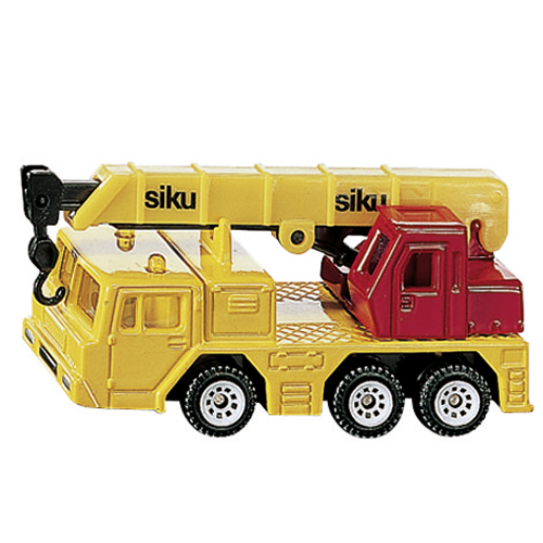 Afbeelding van Kraanwagen Siku Takelwagen