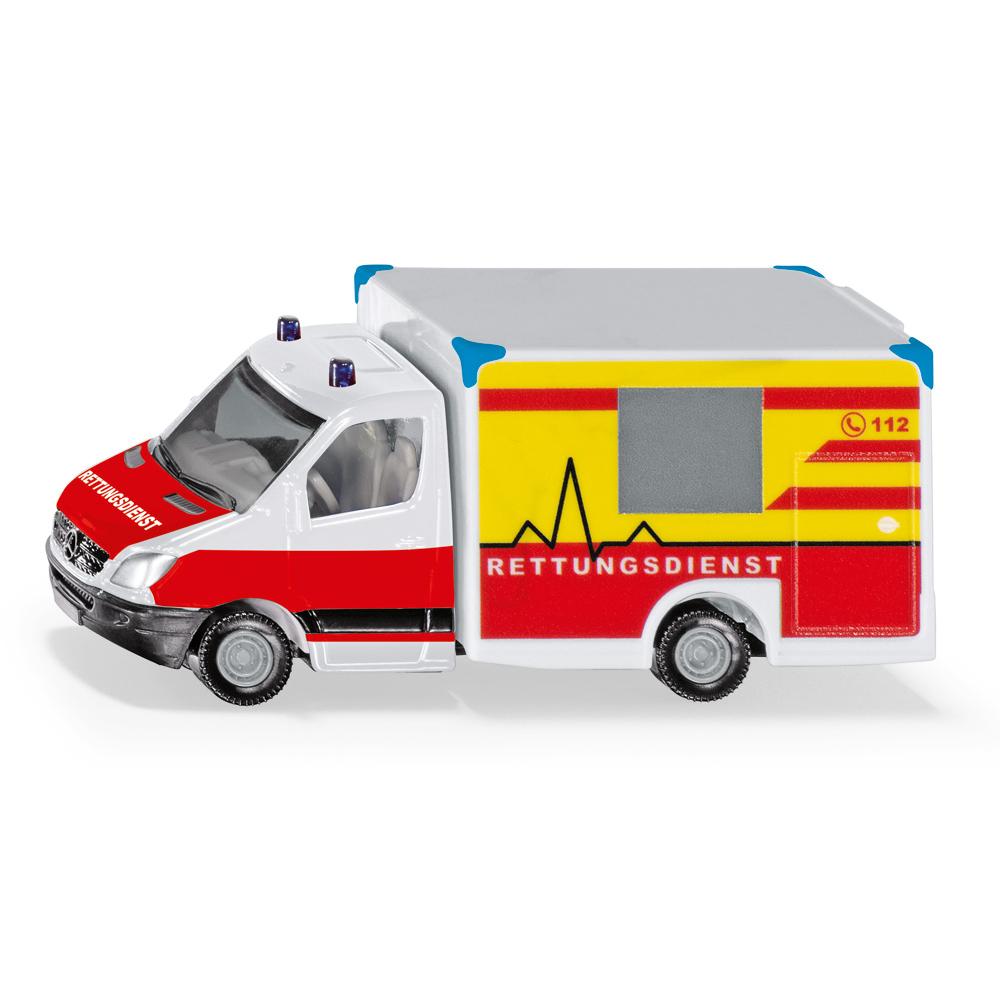 Afbeelding van Siku Auto Ambulance