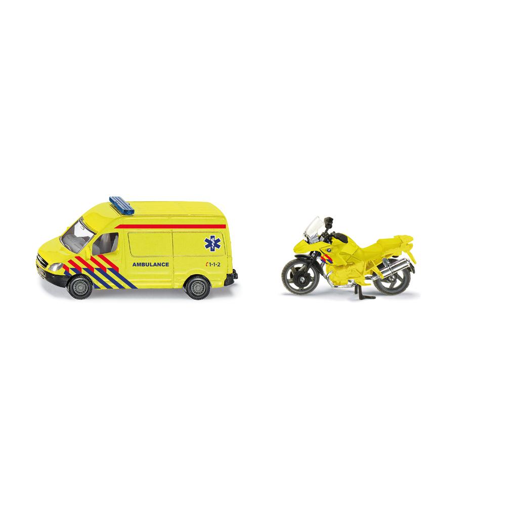 Afbeelding van Siku Ambulance Set