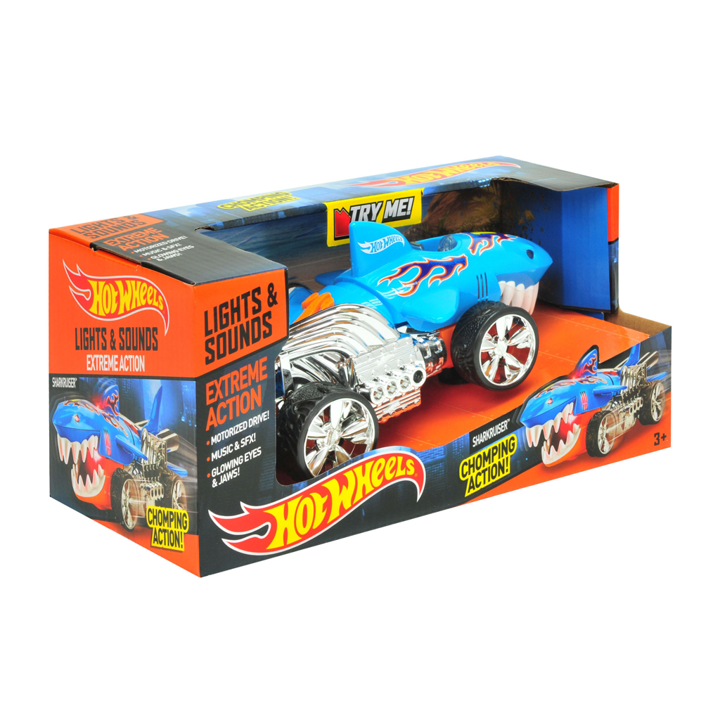 Afbeelding van Hot Wheels Extreme Action Sharkcruiser